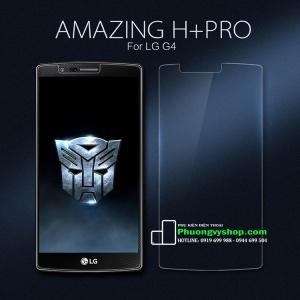 Dán màn hình cường lực 9H+ PRO hiệu Nillkin cho LG G4